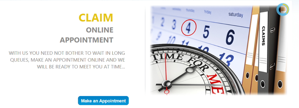 Claim Appointment